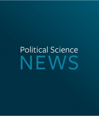 Political Science News